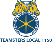 Teamsters Local 1150 Logo